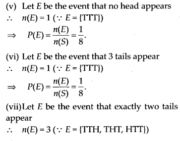 NCERT Solutions for Class 11 Maths Chapter 16 Probability Ex 16.3 4