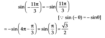 NCERT Solutions for Class 11 Maths Chapter 3 Trigonometric Functions Ex 3.2 8
