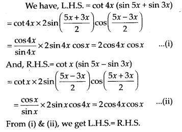 NCERT Solutions for Class 11 Maths Chapter 3 Trigonometric Functions Ex 3.3 15