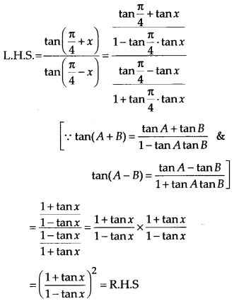 NCERT Solutions for Class 11 Maths Chapter 3 Trigonometric Functions Ex 3.3 7
