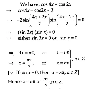 NCERT Solutions for Class 11 Maths Chapter 3 Trigonometric Functions Ex 3.4 6