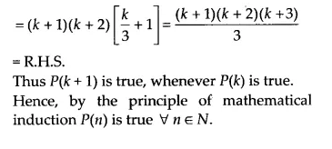 NCERT Solutions for Class 11 Maths Chapter 4 Principle of Mathematical Induction 12