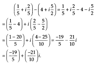 NCERT Solutions for Class 11 Maths Chapter 5 Complex Numbers and Quadratic Equations Ex 5.1 3