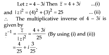 NCERT Solutions for Class 11 Maths Chapter 5 Complex Numbers and Quadratic Equations Ex 5.1 7