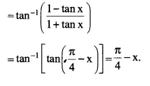 NCERT Solutions for Class 12 Maths Chapter 2 Inverse Trigonometric Functions Ex 2.2 Q8.1