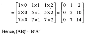 NCERT Solutions for Class 12 Maths Chapter 3 Matrices Ex 3.3 Q5.3