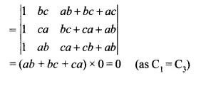 NCERT Solutions for Class 12 Maths Chapter 4 Determinants Ex 4.2 Q4.1