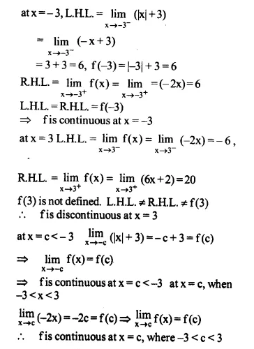 NCERT Solutions for Class 12 Maths Chapter 5 Continuity and Differentiability Ex 5.1 Q7.1