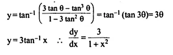 NCERT Solutions for Class 12 Maths Chapter 5 Continuity and Differentiability Ex 5.3 Q10.1