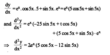 NCERT Solutions for Class 12 Maths Chapter 5 Continuity and Differentiability Ex 5.7 Q6.1