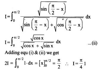NCERT Solutions for Class 12 Maths Chapter 7 Integrals Ex 7.11 Q2.1