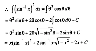 NCERT Solutions for Class 12 Maths Chapter 7 Integrals Ex 7.6 Q10.1