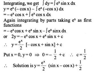 NCERT Solutions for Class 12 Maths Chapter 9 Differential Equations Ex 9.4 Q15.1