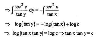 NCERT Solutions for Class 12 Maths Chapter 9 Differential Equations Ex 9.4 Q4.1