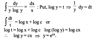 NCERT Solutions for Class 12 Maths Chapter 9 Differential Equations Ex 9.4 Q7.1