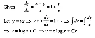 NCERT Solutions for Class 12 Maths Chapter 9 Differential Equations Ex 9.5 Q2.1
