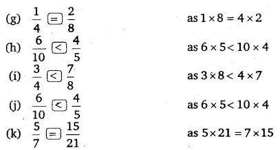 NCERT Solutions for Class 6 Maths Chapter 7 Fractions 57