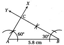 NCERT Solutions for Class 7 Maths Chapter 10 Practical Geometry 11