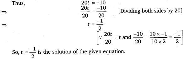 NCERT Solutions for Class 7 Maths Chapter 4 Simple Equations 20