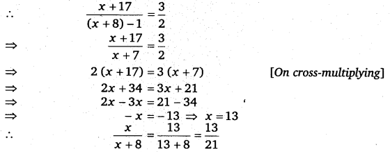 NCERT Solutions for Class 8 Maths Chapter 2 Linear Equations In One Variable 72