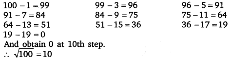 NCERT Solutions for Class 8 Maths Chapter 6 Squares and Square Roots 12