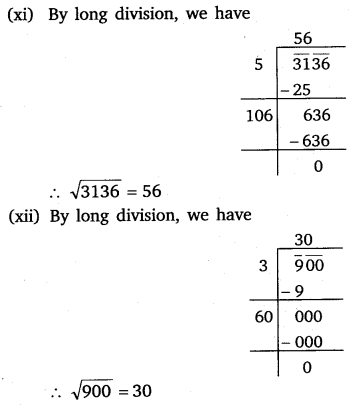 NCERT Solutions for Class 8 Maths Chapter 6 Squares and Square Roots 25
