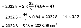 NCERT Solutions for Class 9 Maths Chapter 13 Surface Areas and Volumes Ex 13.2.3