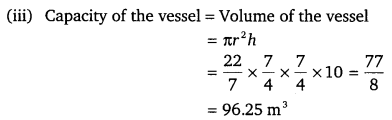 NCERT Solutions for Class 9 Maths Chapter 13 Surface Areas and Volumes Ex 13.6.5