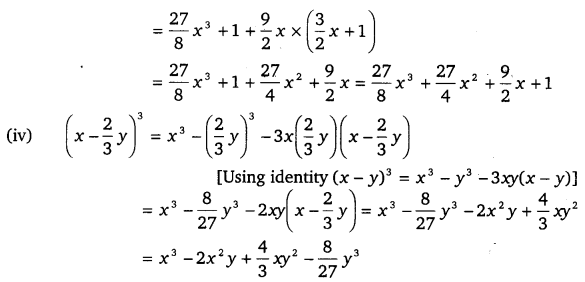 NCERT Solutions for Class 9 Maths Chapter 2 Polynomials Ex 2.5.6