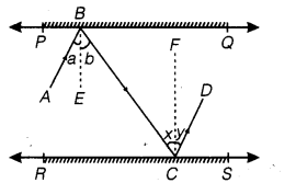 NCERT Solutions for Class 9 Maths Chapter 6 Lines and Angles Ex 6.2.8
