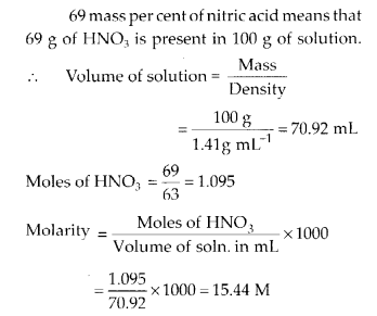 NCERT Solutions for Class 11 Chemistry Chapter 1 Some Basic Concepts of Chemistry 8