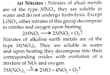 NCERT Solutions for Class 11 Chemistry Chapter 10 The s Block Elements 9