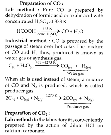 NCERT Solutions for Class 11 Chemistry Chapter 11 The p Block Elements 32