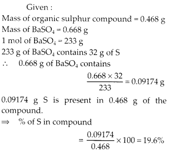NCERT Solutions for Class 11 Chemistry Chapter 12 Organic Chemistry Some Basic Principles and Techniques 55