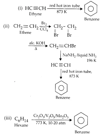 NCERT Solutions for Class 11 Chemistry Chapter 13 Hydrocarbons 29