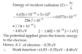 NCERT Solutions for Class 11 Chemistry Chapter 2 Structure of Atom 48