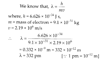NCERT Solutions for Class 11 Chemistry Chapter 2 Structure of Atom 55