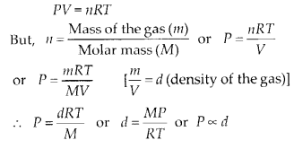 NCERT Solutions for Class 11 Chemistry Chapter 5 States of Matter 3