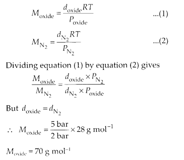 NCERT Solutions for Class 11 Chemistry Chapter 5 States of Matter 4