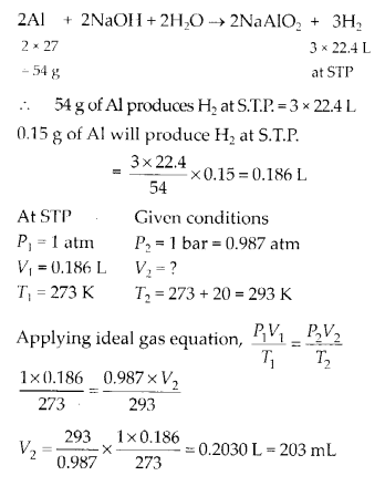 NCERT Solutions for Class 11 Chemistry Chapter 5 States of Matter 6