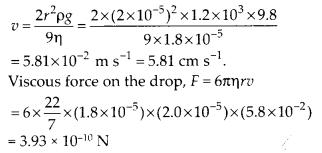 NCERT Solutions for Class 11 Physics Chapter 10 Mechanical Properties of Fluids 25