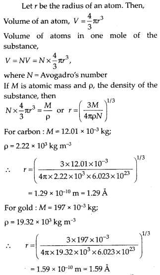 NCERT Solutions for Class 11 Physics Chapter 13 Kinetic Theory 17