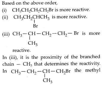 NCERT Solutions for Class 12 Chemistry Chapter 10 Haloalkanes and Haloarenes 10