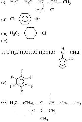 NCERT Solutions for Class 12 Chemistry Chapter 10 Haloalkanes and Haloarenes 22