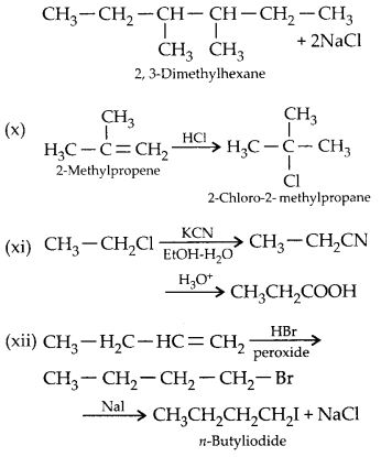 NCERT Solutions for Class 12 Chemistry Chapter 10 Haloalkanes and Haloarenes 50