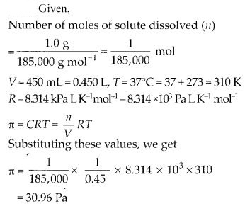 NCERT Solutions for Class 12 Chemistry Chapter 2 Solutions 14