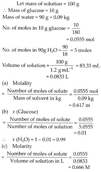 NCERT Solutions for Class 12 Chemistry Chapter 2 Solutions 20