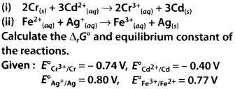 NCERT Solutions for Class 12 Chemistry Chapter 3 Electrochemistry 15