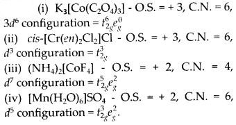 NCERT Solutions for Class 12 Chemistry Chapter 9 Coordination Compounds 39