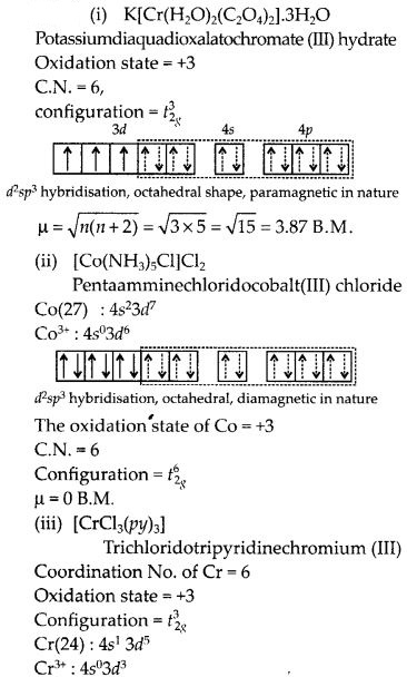 NCERT Solutions for Class 12 Chemistry Chapter 9 Coordination Compounds 41